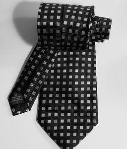 VAN HEUSEN Black Men's Necktie